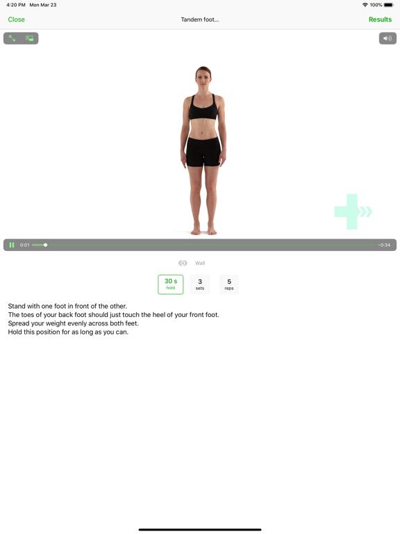 Nuffield Health My Physio screenshot 9