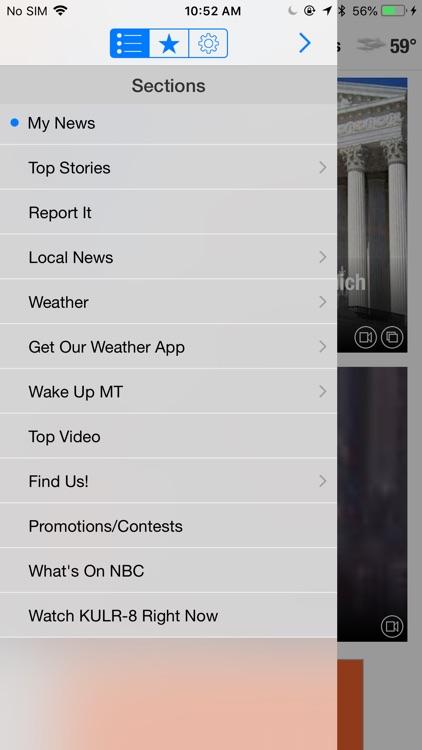 KULR-8 News screenshot-3