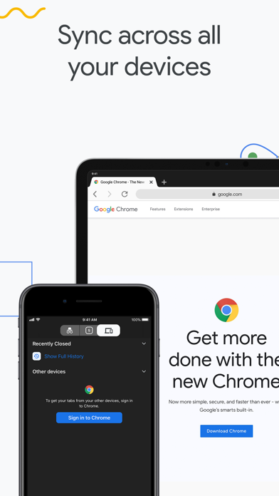 Screenshot for Google Chrome in New Zealand App Store