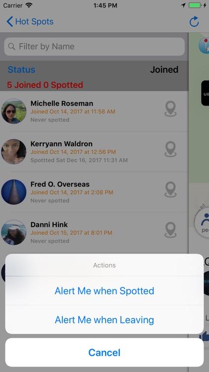 Voux - Meetup, Chat, Share screenshot-9