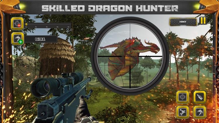 Dragon Hunting Sniper Shooting