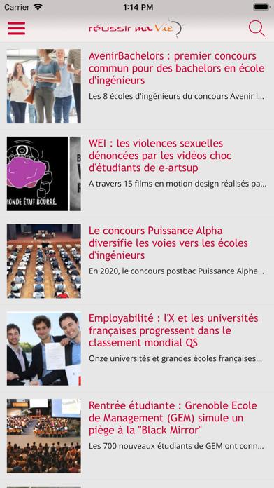 messages.download Réussirmavie software
