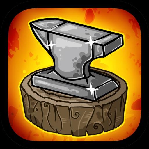 Medieval Clicker Blacksmith