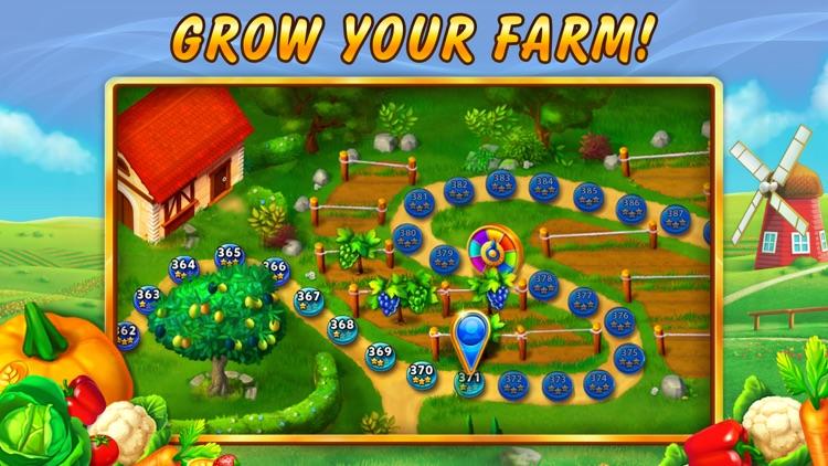 Solitaire - Grand Harvest screenshot-4