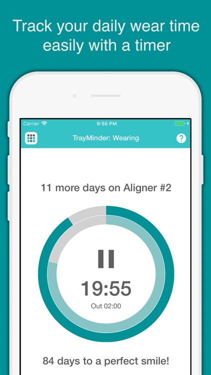 TrayMinder Aligner Tracker