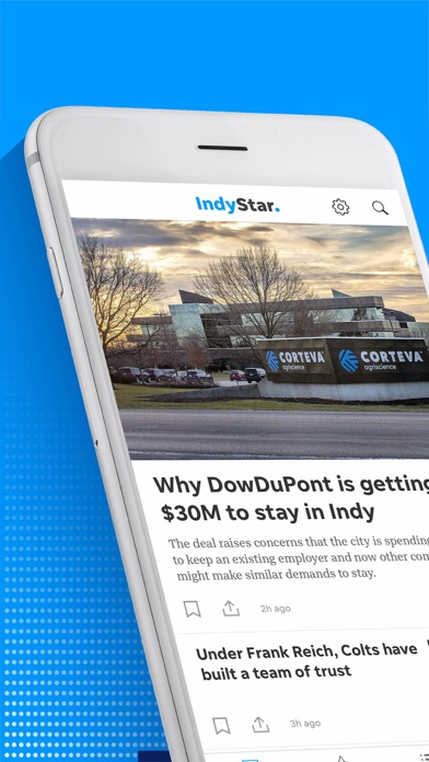 Indystar review screenshots