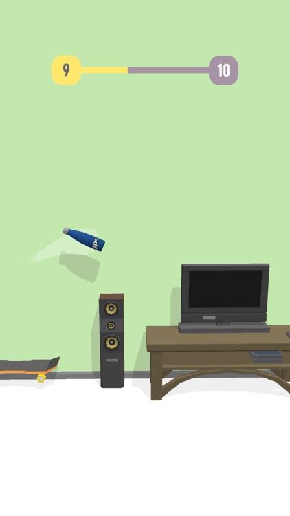 Bottle Jump 3D screenshot-4