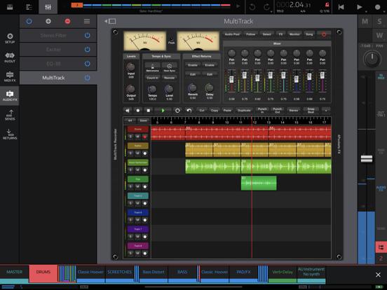 MultiTrack Recorder Plugin screenshot 9