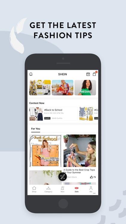 SHEIN-Fashion Shopping Online screenshot-7