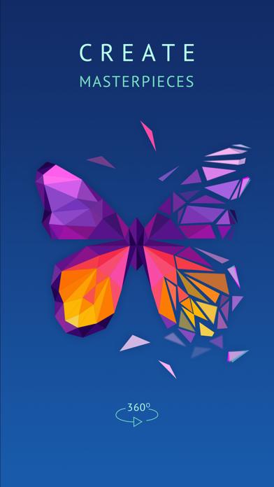 Polysphere - art of puzzleのおすすめ画像8