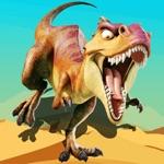 Crazy Jurassic Dinosaur War