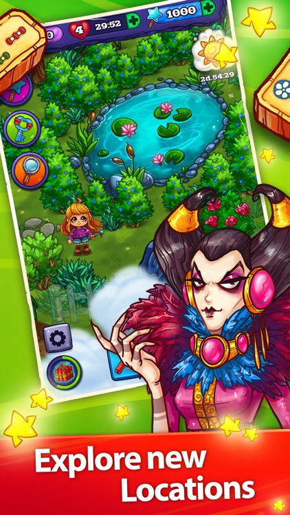 Mahjong Treasure Quest screenshot-3