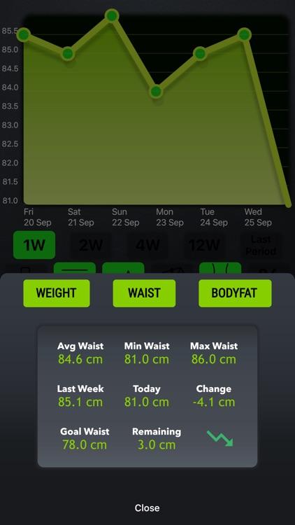 Bodyfat Calculator 4 screenshot-7
