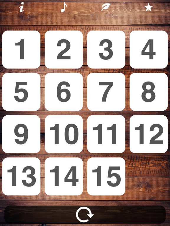 15 Puzzle Sliding Number Game | App Price Drops