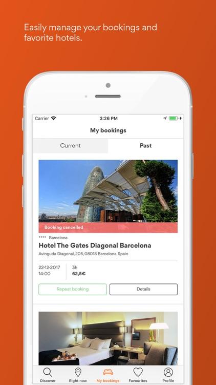 BYHOURS: Hotel Microstays