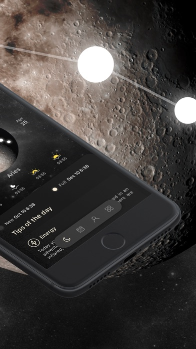 Moon Calendar and Moon Phases screenshot two