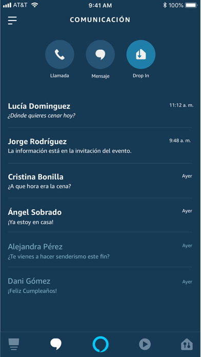 Screenshot for Amazon Alexa in Chile App Store