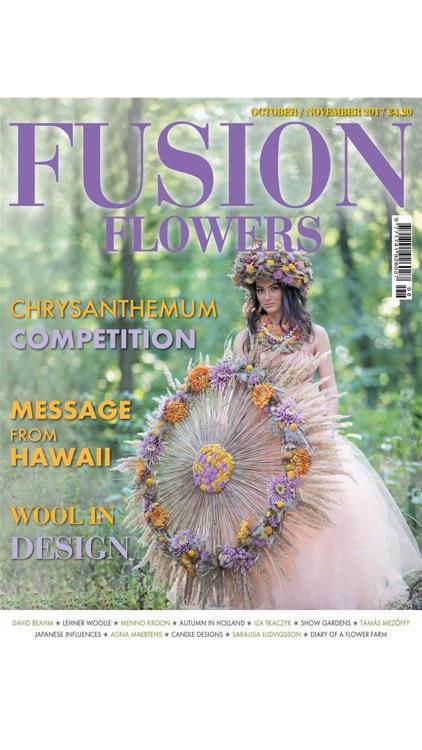 FUSION FLOWERS MAGAZINE screenshot-9