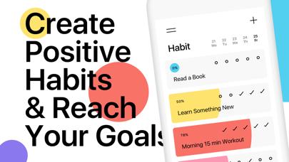 Habit — Daily Tracker screenshot