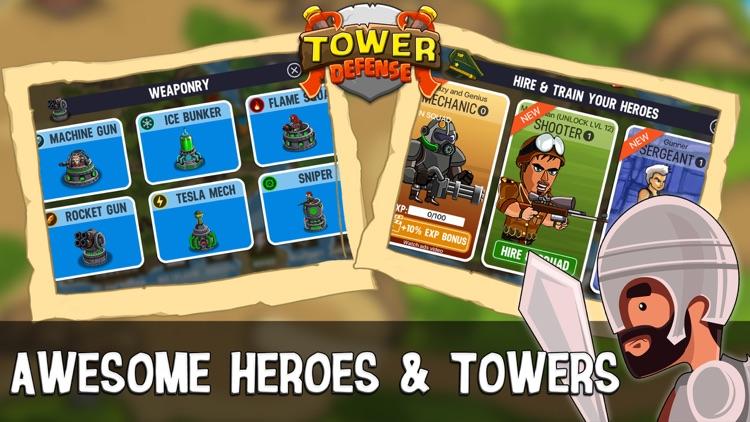 Desktop Tower Defense Pro!