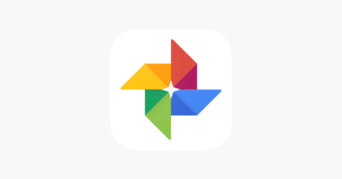 Google Photos on the App Store