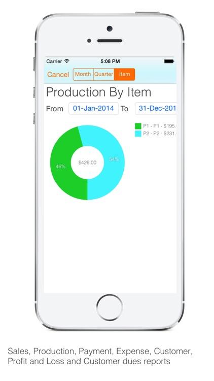 Factory Manager Manufacturer screenshot-3
