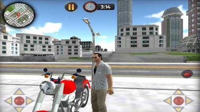 Real Crime City: Gangster Bike