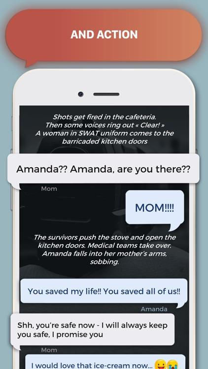 Addict - Chat stories screenshot-3