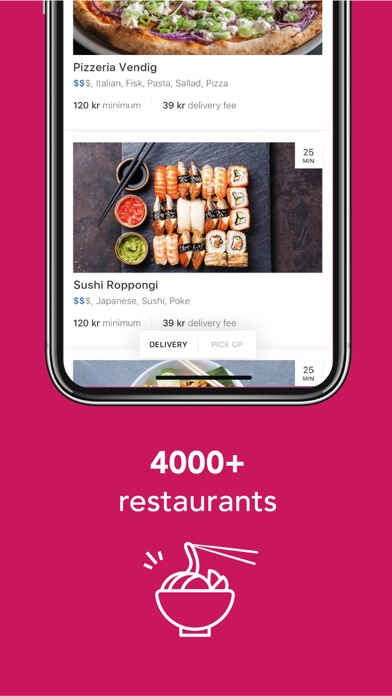 Foodora Sweden By Onlinepizza Norden Ab Ios United States Searchman App Data Information Fast easy promotions reviews | talabat. searchman