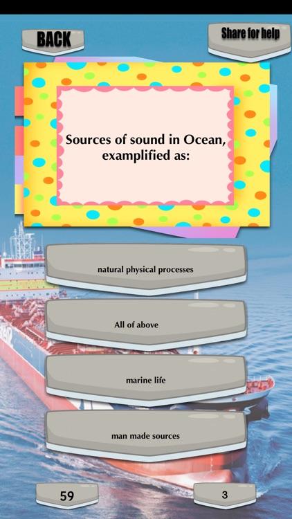 Marine Pollutant Technicality screenshot-5