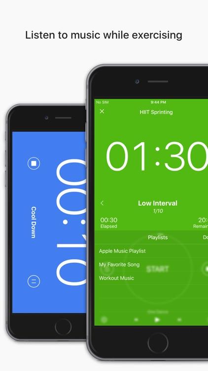 Interval Timer Pro screenshot-3