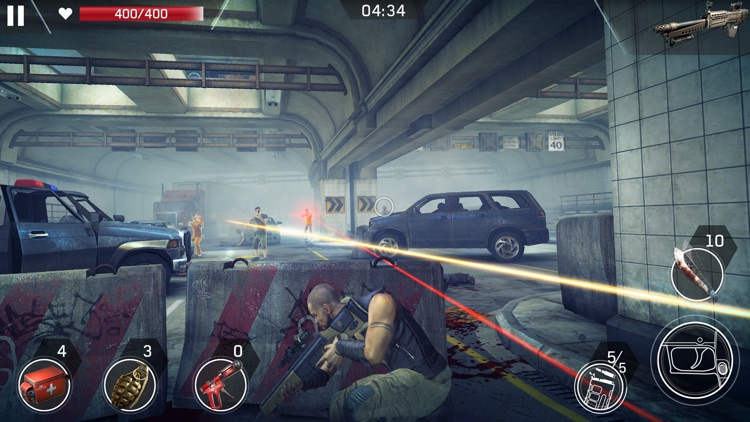 Left to Survive: Zombies Games screenshot-5