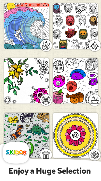 Drawing & Colouring for Kids screenshot #3