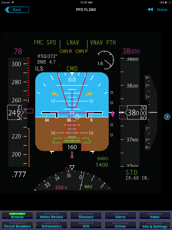 B737 Cockpit Companion - Revenue & Download estimates - Apple App