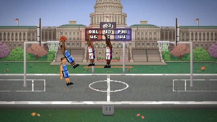 Bouncy Basketball screenshot-1