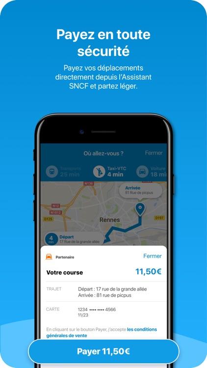 Assistant SNCF - Transports screenshot-5