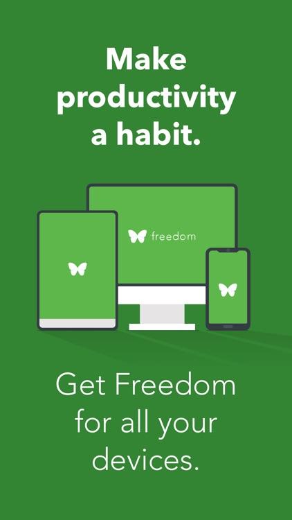 Freedom - Block Distractions screenshot-4