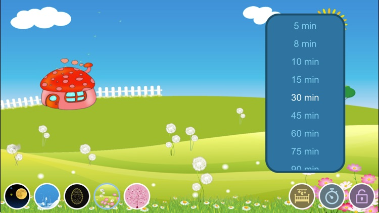 Baby Dreams PRO - Calm lullaby screenshot-3