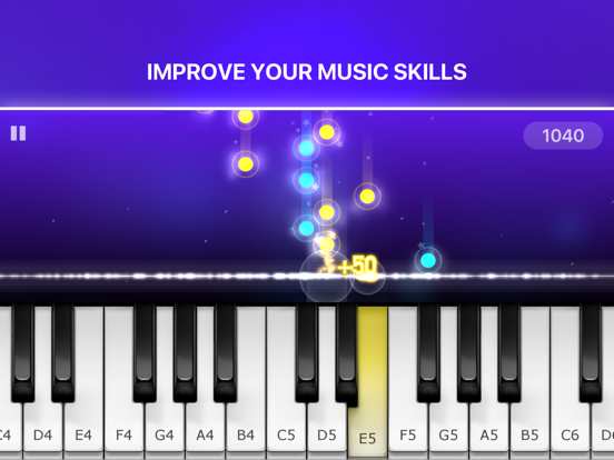 Piano - simply game keyboard screenshot 10