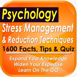 Stress Management 1800 Tips