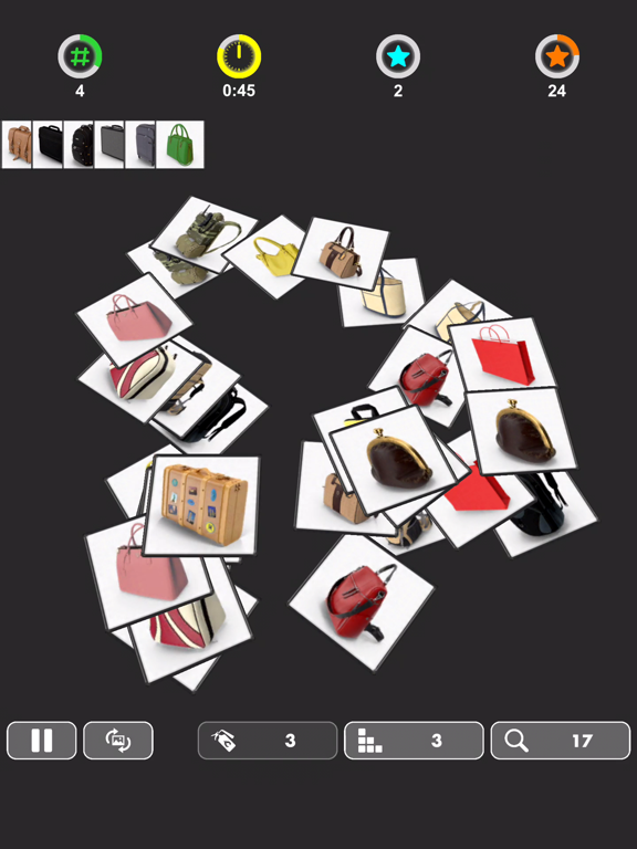 iPad Image of OLLECT - Pair Matching Game