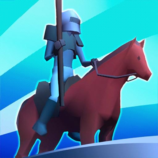 Horseman Rush 3D