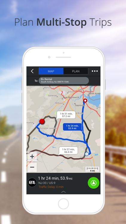 CoPilot GPS Navigation screenshot-4