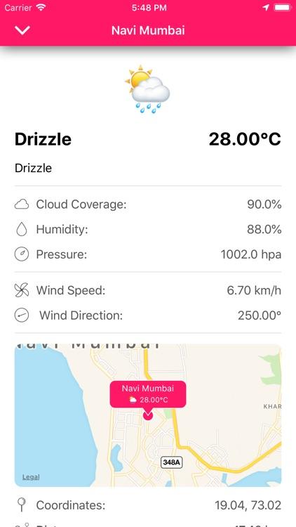 Weather Around You