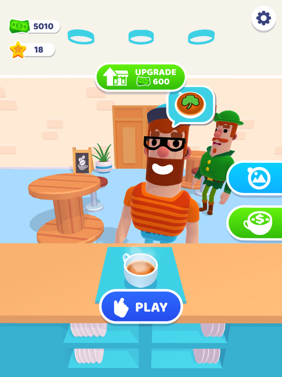 Coffee Shop 3D screenshot 8