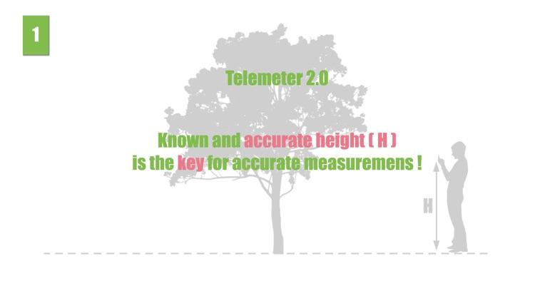 Telemeter. Distance and Height screenshot-3