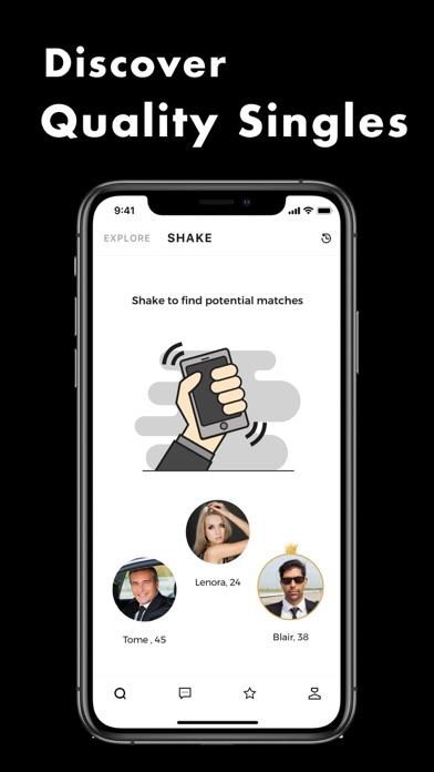 Millionaire Match: Upscale App Screenshot