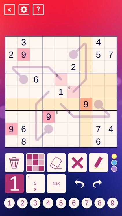 Thermo Sudoku
