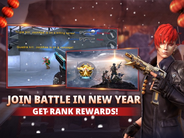 Crisis Action-New Year Version on the App Store