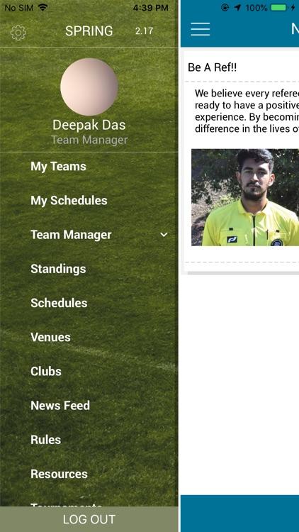 CSL Coast Soccer League screenshot-3